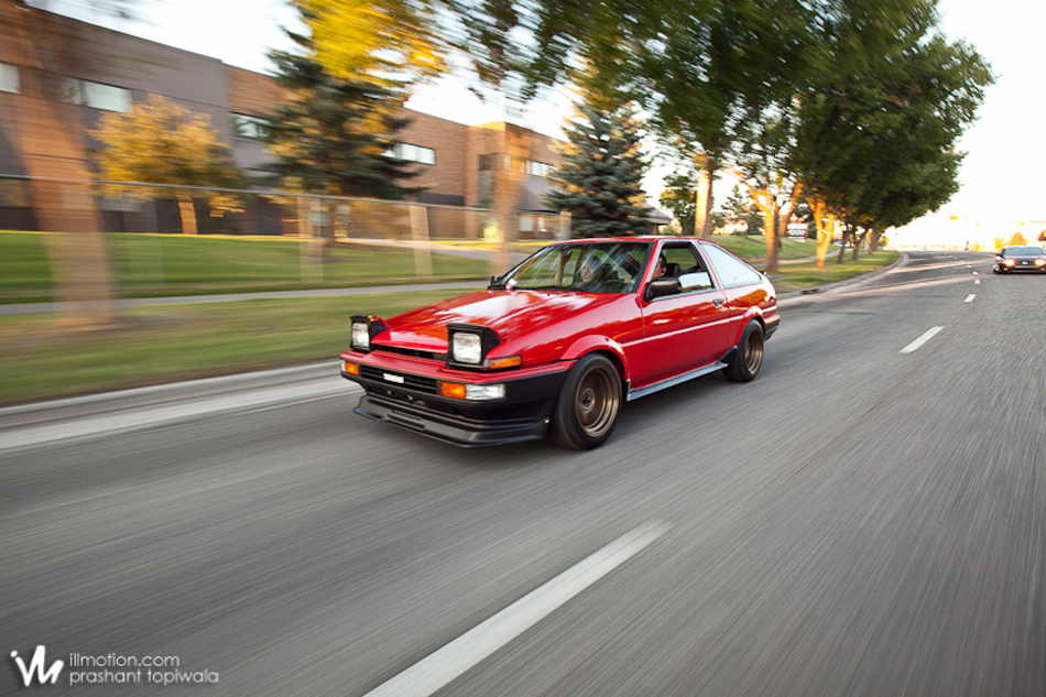IM Feature: OG (Orlandou0027s Garage) 1986 Toyota Corolla GT S