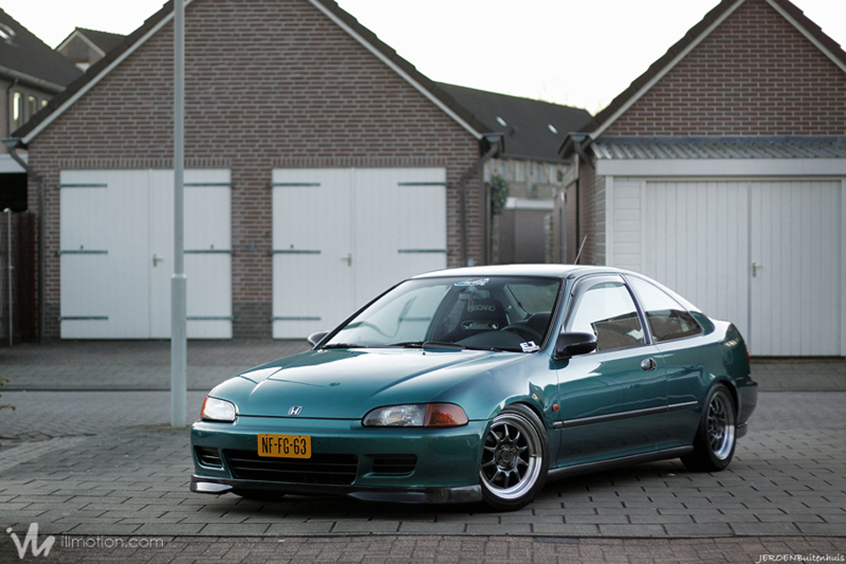 Illmotion Im Highlight Jeroen S Honda Civic Ej2
