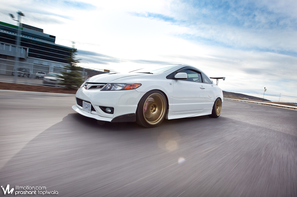 Delicieux IM Feature: Scott Hillisu0027s 2008 Honda Civic Si