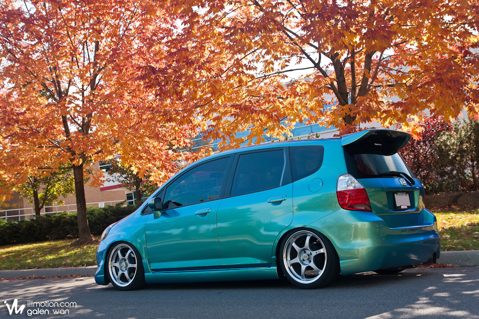 Illmotion Im X S Amp P Feature Gawa S Honda Fit